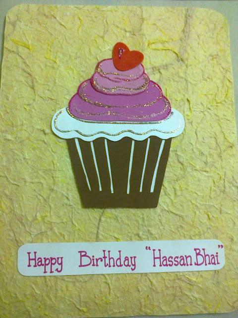 Ayesha Nayyer NYP Birthday Card Hassan Raza