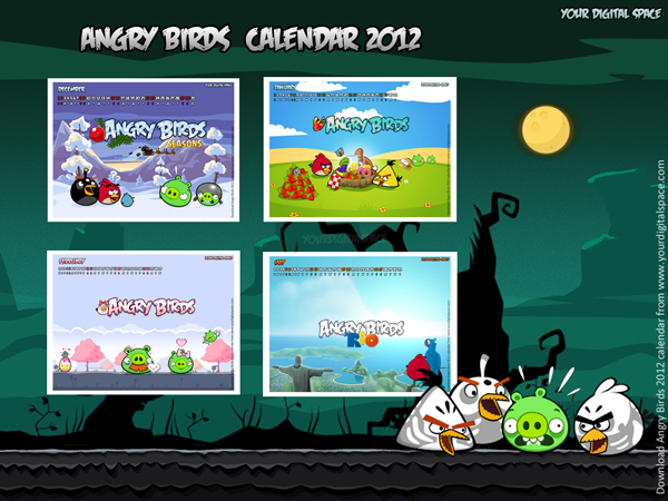 Wallpaper Me Now: Angry Birds Wallpaper