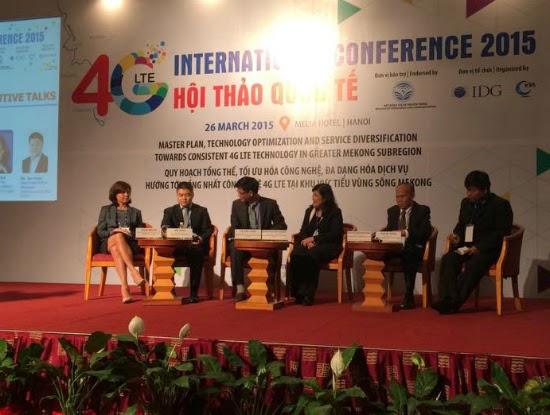 Việt Nam sẽ cấp phép 4G vào 2016