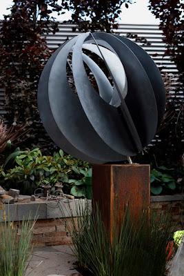 Lump Sphere Sculpture