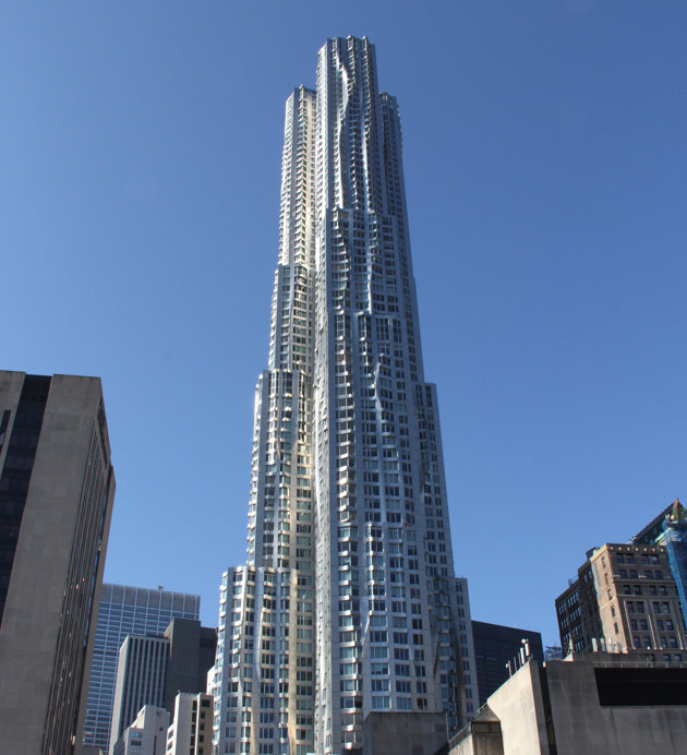 Doctor building world 39 s coolest new buildings - Gehry architekt ...