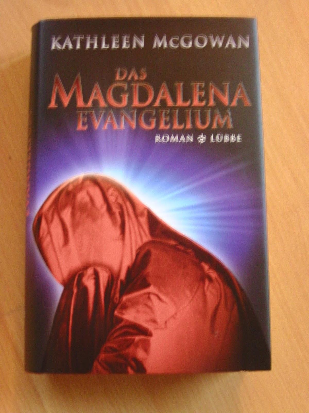 Lesezauber: *Rezension* Das Magdalena Evangelium