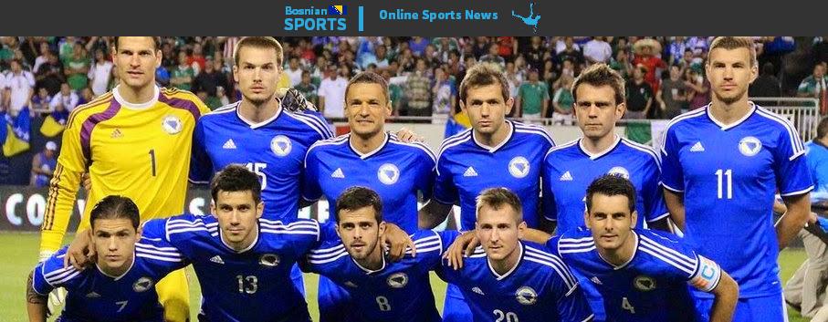Bosnian Sports News in English