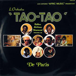 l'Orchestre Tao-Tao de Paris -Rythme, Ambiance, Mouvement,Afric' Music 1980