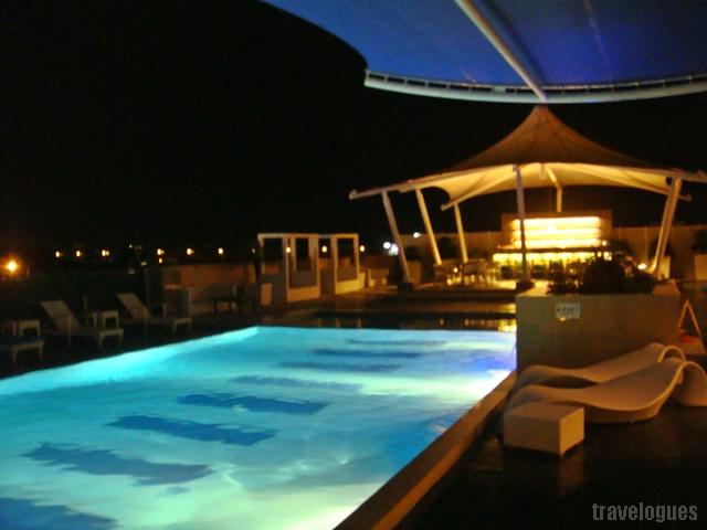 The Mandarine Spa At The Bellevue Manila