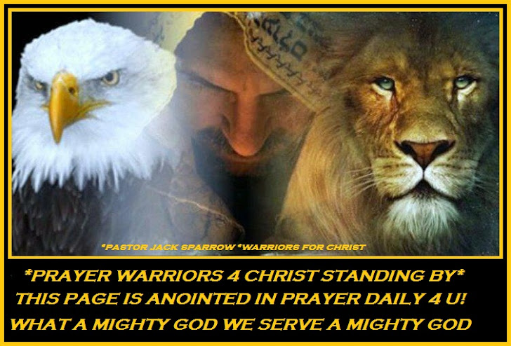 *WARRIORS FOR CHRIST*
