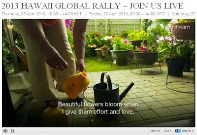Live - Hawaii Global Rally Forever