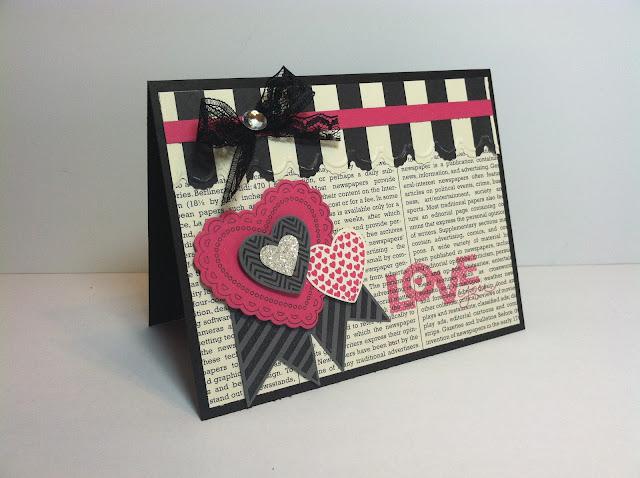 Tarjeta por San Valentin: Love You