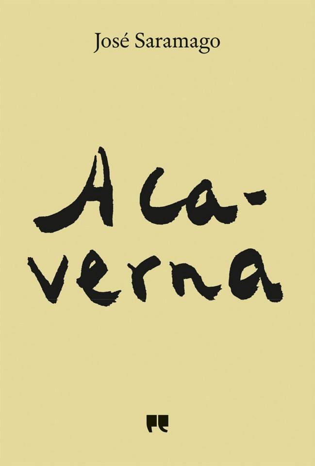 A Caverna, José Saramago, Capa Nova, Porto Editora, Eduardo Lourenço