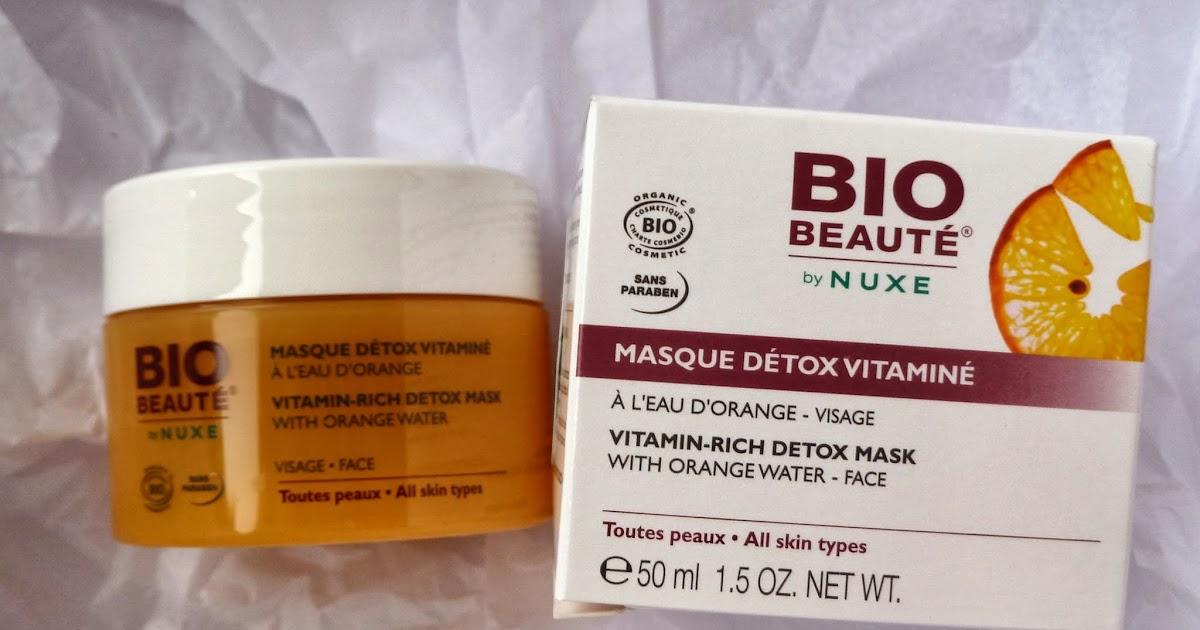 aventures d 39 une bruxelloise d tox faciale en 5 minutes masque d tox vitamin bio beaut by nuxe. Black Bedroom Furniture Sets. Home Design Ideas