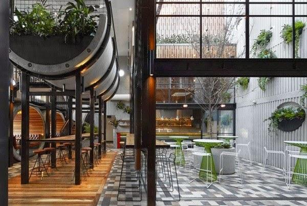 Khách sạn Prahan, Melbourne, Australia
