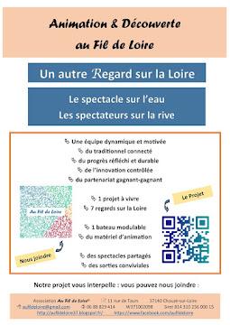 Animation et découverte au Fil de Loire ... les dates