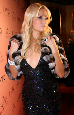 Paris Hilton- Hollywood Actress