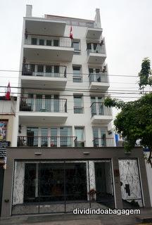 Hotel Casa Cielo, Miraflores, Lima, Peru