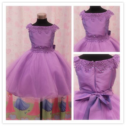 Mamibabyshopspot baby shop online children kids baby p200 purple flower girl dress mightylinksfo