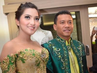 foto jelang pernikahan Anang Ashanty