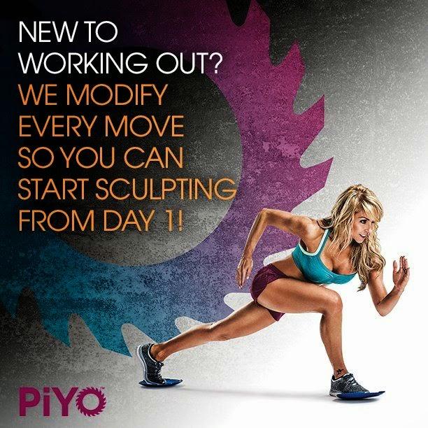 Modify Every Move in PiYo
