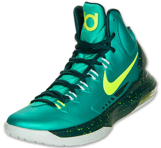 ajordanxi\u0026#39;s Sneaker World: Nike Zoom KD V \u0026quot;Gamma Ray\u0026quot; Atomic Teal/Volt-Fiberglass Release Reminder