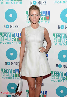 Julianne Hough Pictures in tail Dress at 2013 Joyful Heart Foundation Gala  0003