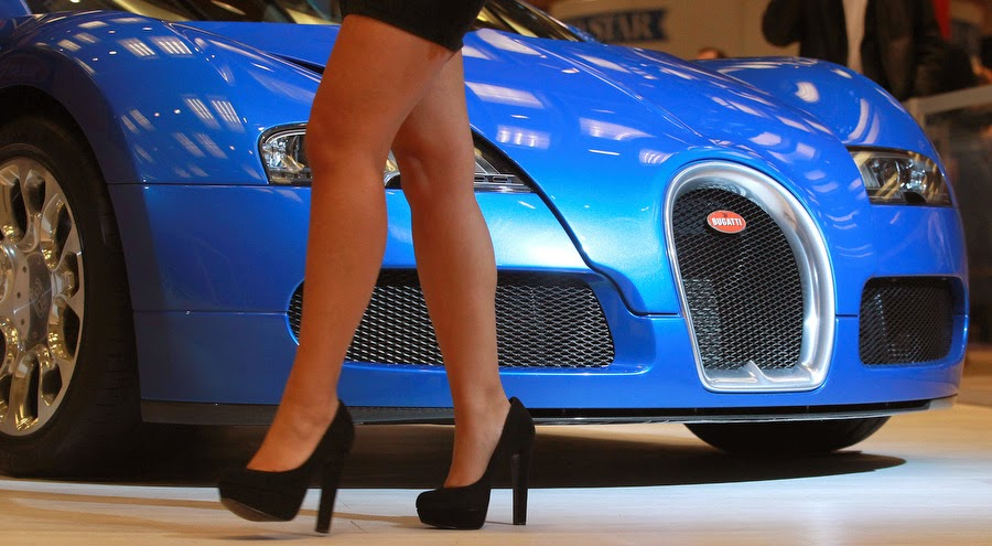 Toronto, Canada: International Auto car show