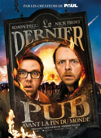 The World's End DVDRip Latino