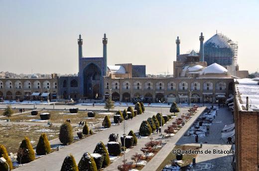 plaza del imam Isfahan, Iran