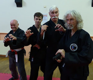 Come and learn Anti Terror Combat self defence with us