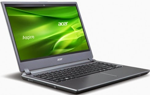 Acer Aspire M3-481 Drivers For Windows 7/8/8.1 (64bit)