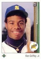 1989 Upper Deck Griffey