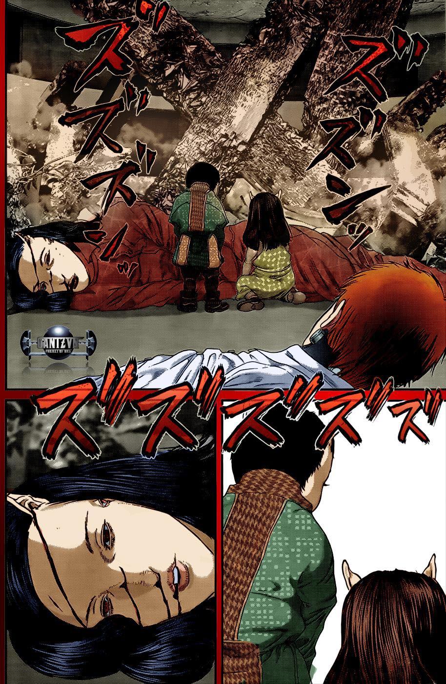 Gantz chap 362 Trang 8 - Mangak.info