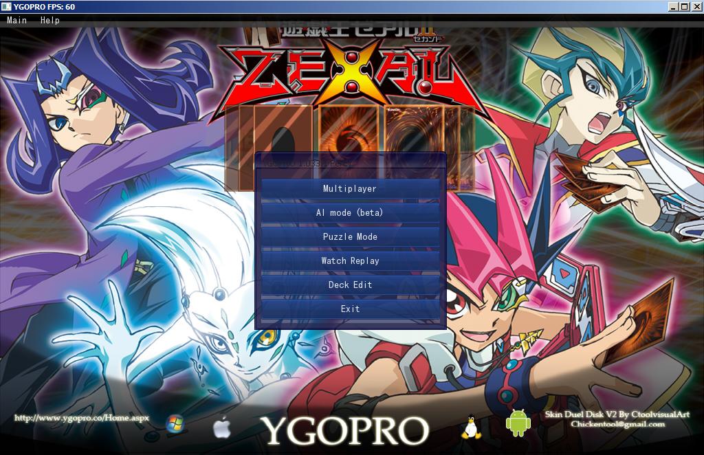 YGOPro Skins - Bing images