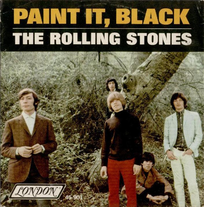 Paint It Black Album Rolling Stones