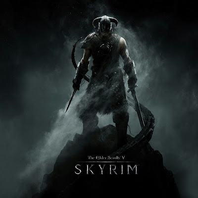 The Elder Scrolls V Skyrim iPad Wallpaper