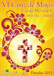 Cruces de Mayo - Paradas 2013