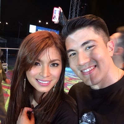 Angel Locsin and Luis Manzano officially a couple again