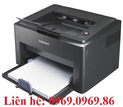 đổ mực máy in samsung ML 1640, 1610..... Xerox 3124, 3125...