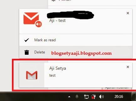 Cara Mengaktifkan Notifkasi Gmail Di Komputer