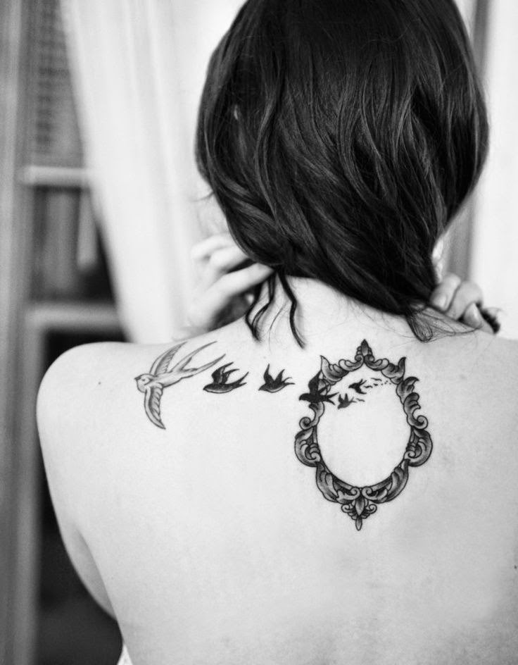 7 Ultra Sexy Back Tattoos Ideas For Women