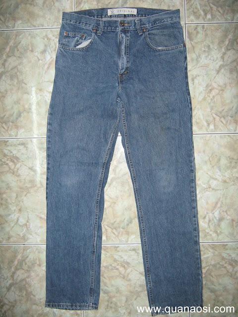 Chuẩn với quần jean ORIGINAL