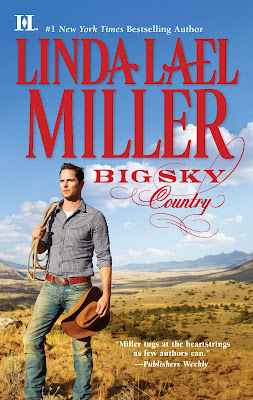 Blog Tour & Giveaway: BIG SKY COUNTRY by Linda Lael Miller