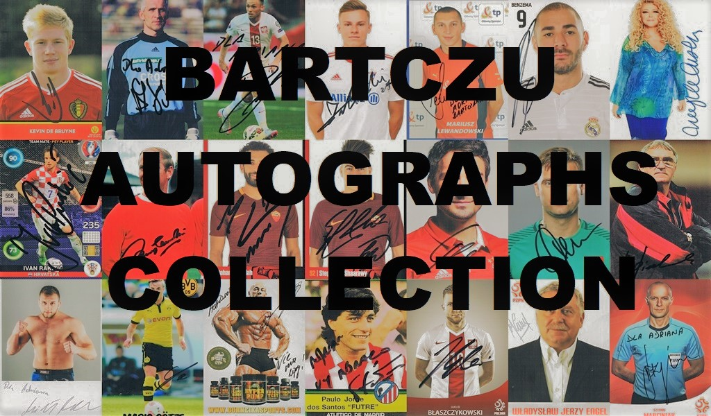 BARTCZU AUTOGRAPHS COLLECTION