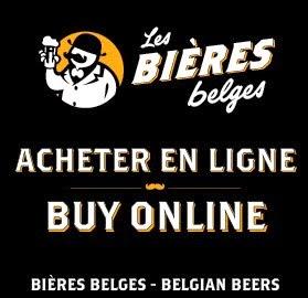Acheter des bières belges.