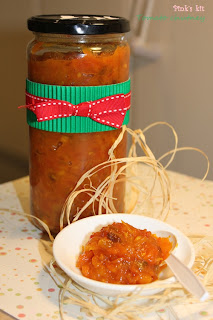 Cà chua chutney 2