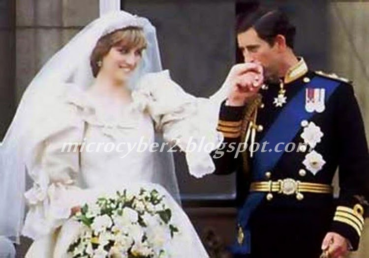 Pangeran Charles dan Putri Diana