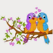 burung bercinta