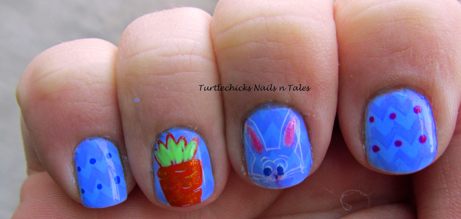 Turtlechick\'s Nails N Tales