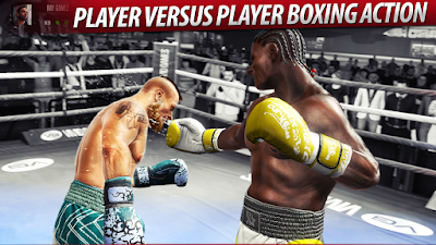 Real Boxing 2 CREED MOD APK+DATA