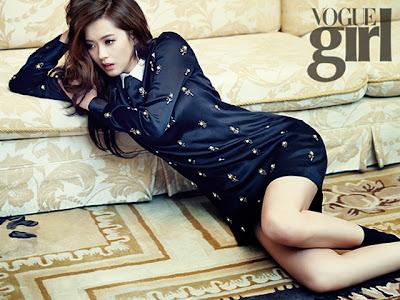 Go Ara - Vogue Girl Magazine October Issue 2013