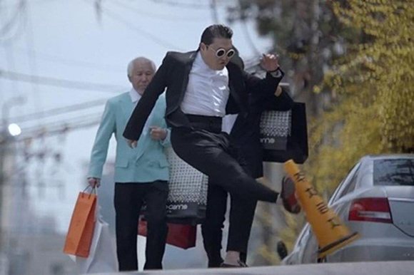6 tiết lộ thú vị về MV Gentleman của Psy, gentleman, psy, mv gentleman psy, tiet lo thu vi ve gentleman