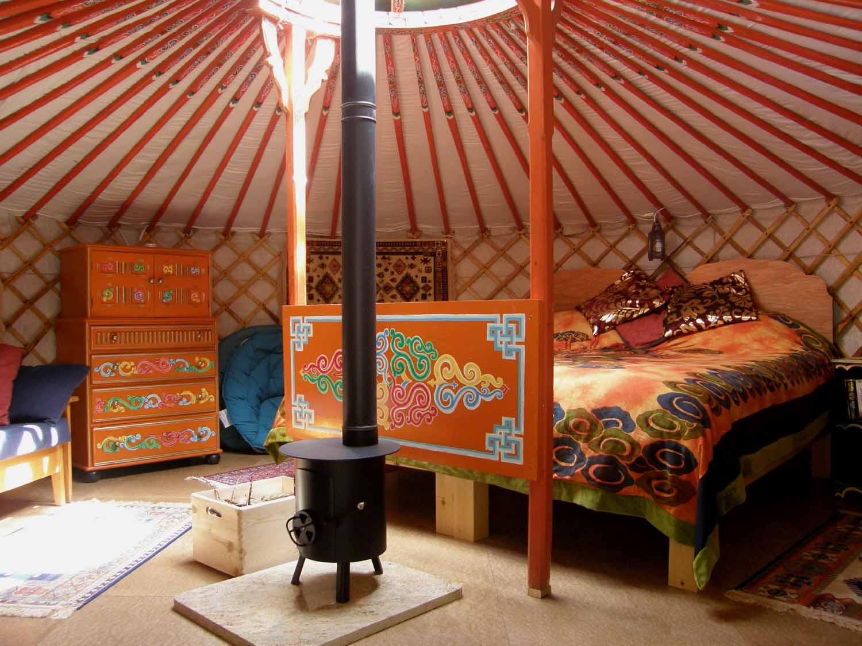 Best 25+ Yurt Holidays Ideas On Pinterest | Luxury Yurt, Yurt Interior And  Yurt Living